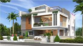 Last Chance to buy a Villa in Diwancheruvu, Near D.B.V.Raju Villa's.
