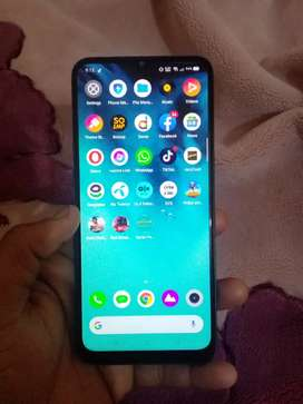 Realme 5i complete box 4gb 64gb for sell or exchange