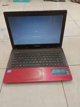 Laptop Asus a45a Spec Intel Cor i3-2370m