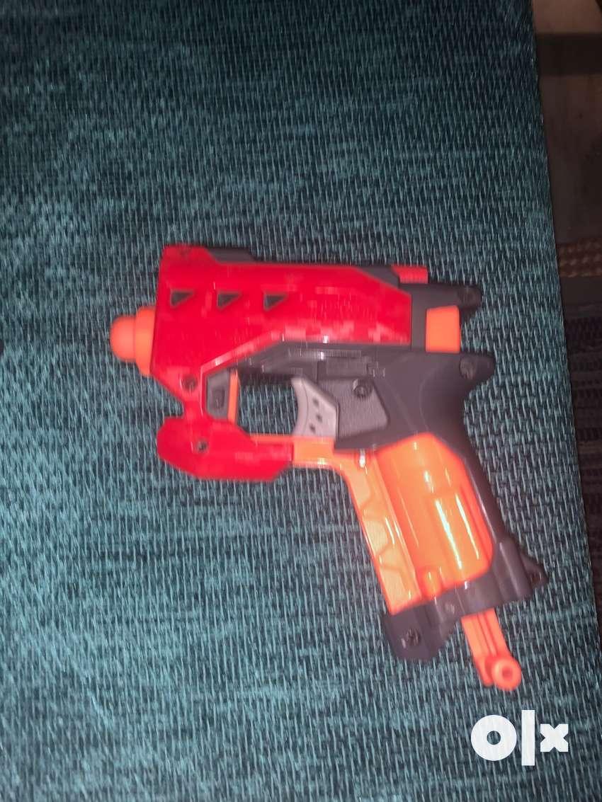 Nerf mega Bigshock gun 0
