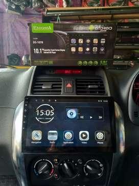 DISKON TV ANDROID 10INCHI MEREK ENIGMA RAM 2 GB  FREE PASANG