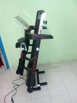 Treadmill kyoto elektrik best kualitas siap antar bayar ditujuan