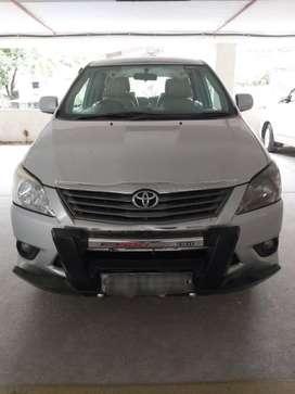 Toyota Innova 2.5 G (Diesel) 7 Seater, 2013, Diesel