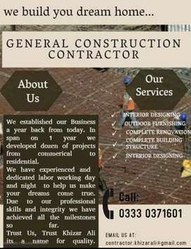 We build your dream house in very less price