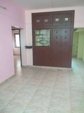 2BHK semi furnished apartment for rent.