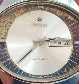 Jam tangan vintage TITONI SPACE STAR
