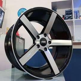 velg mobil r18 h5 cocok untuk mobil accord civix innova hrv crv