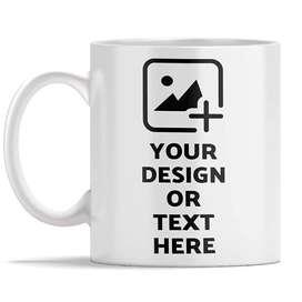 Coffee Print Mug (NEW)