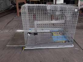 New cage for pets