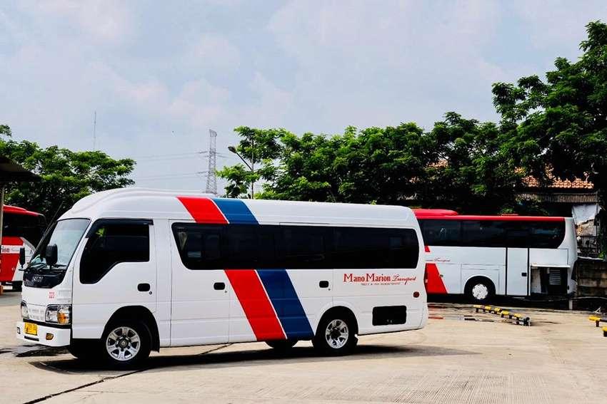 Mekanik kendaraan diesel perusahaan bus 0