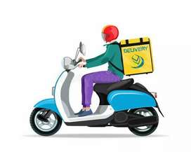 Need delivery boy for restaurant in pwd Isb Jis k paas apna bike ho.