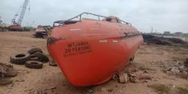 Life Boat with Engine