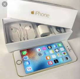 SALE 55%OFF IPHONE 6-64GB=13500/- ONLY WITH WARRANTY