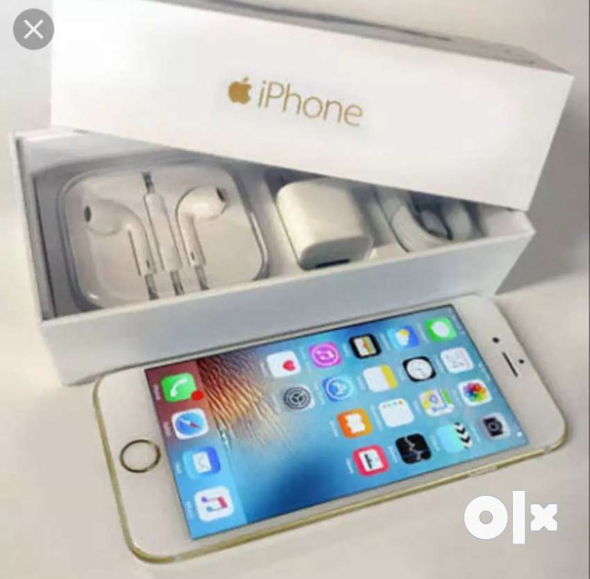 SALE 55%OFF IPHONE 6-64GB=13500/- ONLY WITH WARRANTY 0