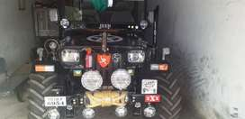 Modified open Willys jeeps are available here shri Bala ji modifiers