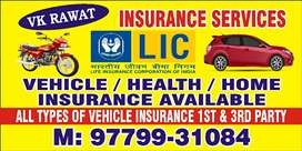 Insurance service centre