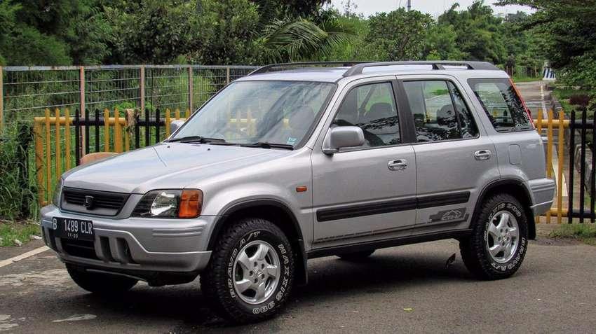 Honda crv rd1 tahun 2000 low km automatic ready to use 0