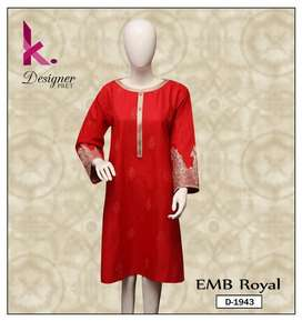 Readymade kurty for ladies