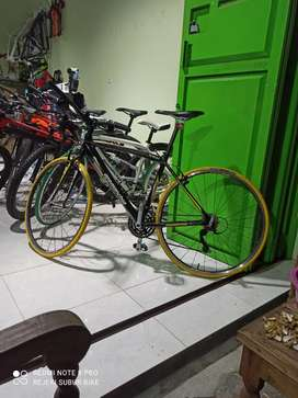 Sepeda hybrid rakitan Appalancia