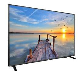 "Bumper dhamaka sale offer 55"" 4k full  UHD LED TV seal pack on sale"