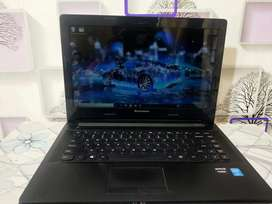 Laptop Lenovo G40 core i3 gen4 dual vga RAM 4GB HDD 500GB\ps minggu