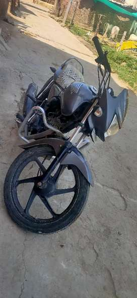 Honda Shine 125 model is selling