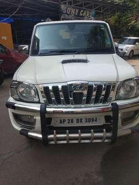 Mahindra Scorpio VLX 2WD Airbag BS-IV, 2013, Diesel