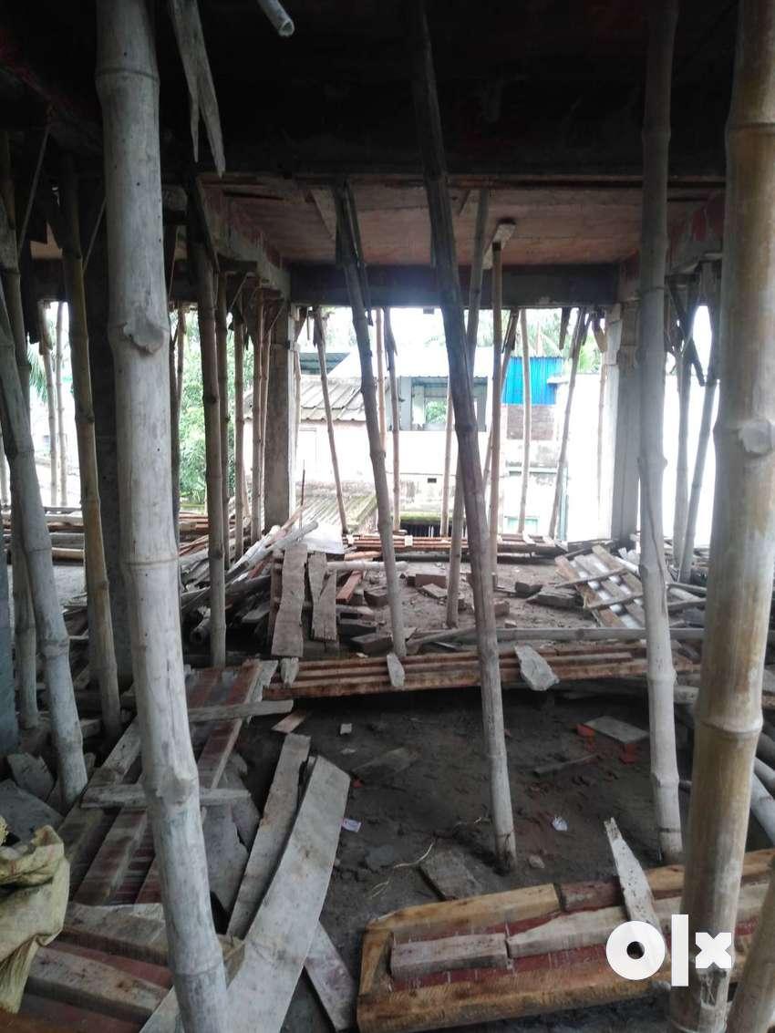 2 bhk flat for sale near Shyamnagar railway station 0