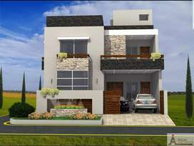 For Sale - Street Corner Double Story House in G-15/1