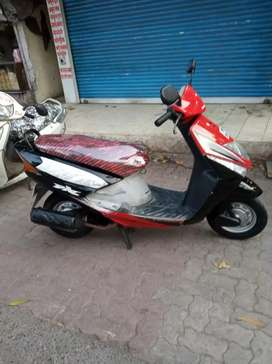 Honda Dio 2008 single owner