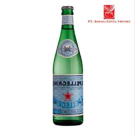 Sanpellegrino Sparkling - Natural Mineral Water (500 ml)