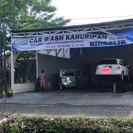 Cuci Mobil - Cuci Motor Kahuripan Nirwana (BELAKANG INDOMART C-RAYA).
