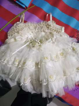 Frock for new bourn to 1 yr child
