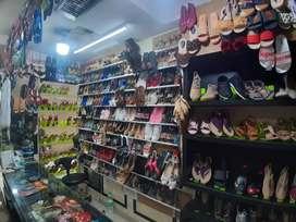Bag & Shoe, chappals shop for sale...  any details cl me  948|5|3253