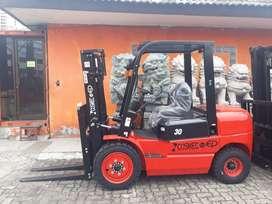 Forklift 3 ton engine MITSUBISHI jepang, BARU, PROMO