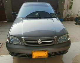 SUZUKI CULTUS 2011 FOR SALE
