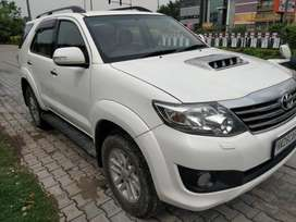Toyota Fortuner 4x2 AT, 2013, Diesel