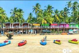 Urgently required, Indian cook, Waiter, Dish washer/ UT guy  in Goa