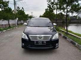 Kijang Innova 2012 Type G 2.5 A/T