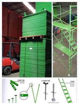 Scaffolding kapolding steger andang galam bambu rental sewa jual 244