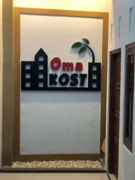 Oma Kost Kost bangunan Baru untuk mahasiswa dan Karyawan