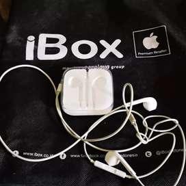 Headset original copotan iphone 6 ex ibox suara wow banget nih