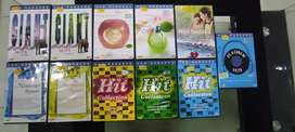 VCD Love Songs Karaoke Barat Original 11Album