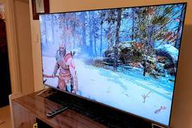 """good picture quaity!! 55"""" smart 4k uhd sony panel led tv with warranty"""