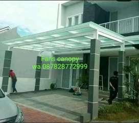 Faris canopy steel#083
