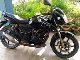 Apache RTR 180 Single Owner