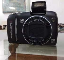 Canon Camera SX 110 Black