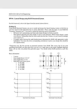Need a Ram Structure Design Expert