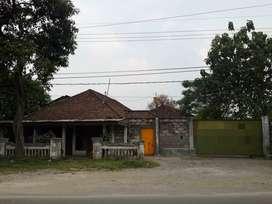 Gudang Dijual di Jatirejo, Mojokerto.