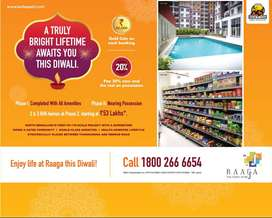 3 BHK Luxurious Apartment for Sale in Kolte Patil Raaga, Hennur Road